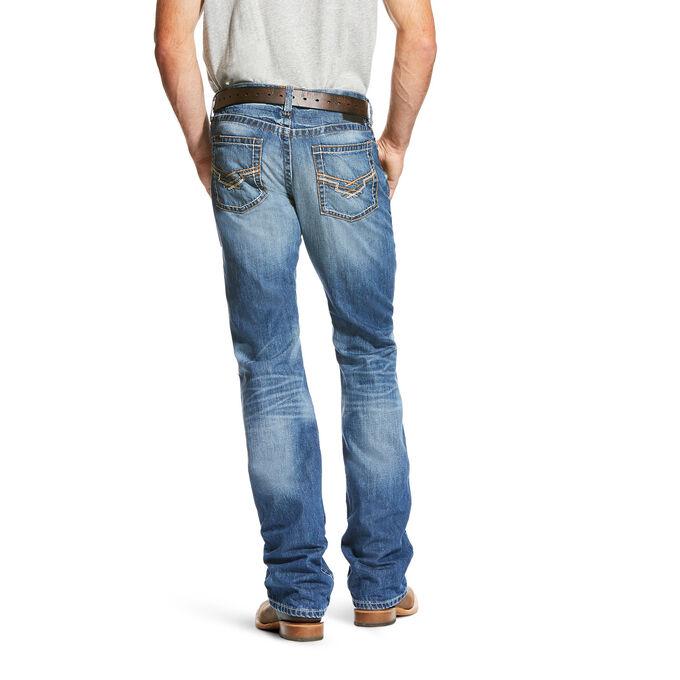 M5 Slim Hooper Stackable Straight Leg Jean