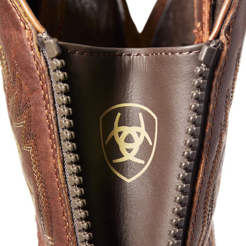 Hybrid Big Boy Western Boot