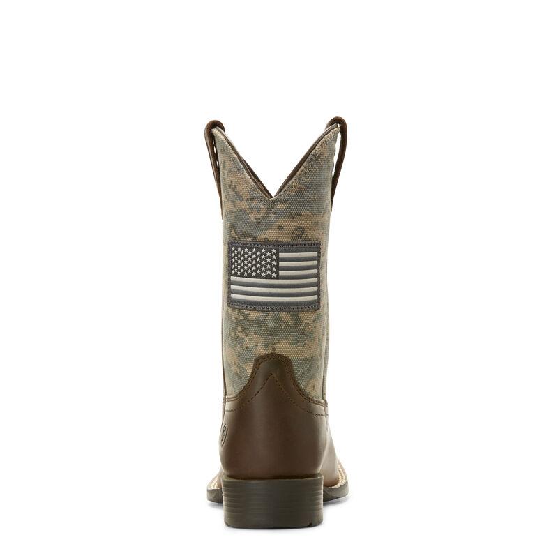 Patriot Western Boot