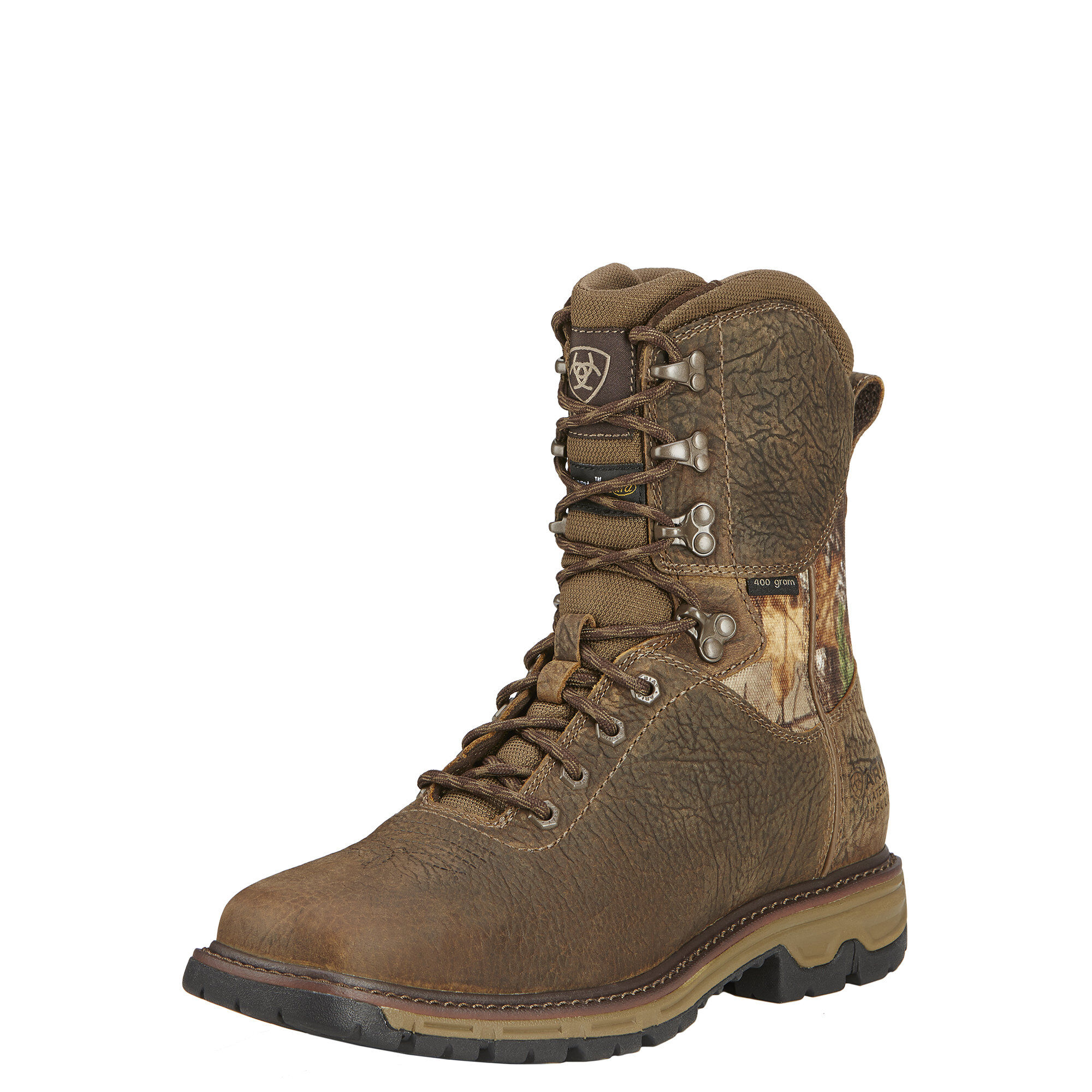 """Conquest 8"""" Waterproof 400g Hunting Boot"""
