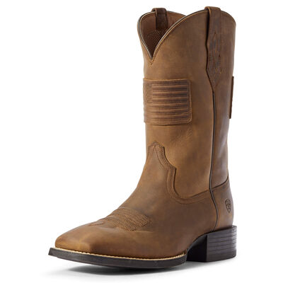 Sport Patriot II Western Boot
