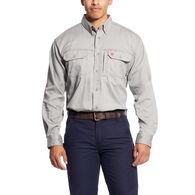 FR Solid Vent Shirt