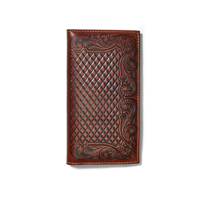 Rodeo Wallet Diamond Plate