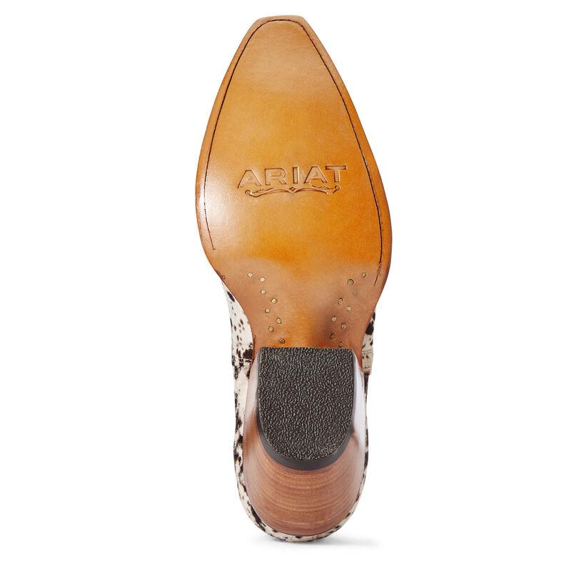 Dixon Haircalf Western Boot