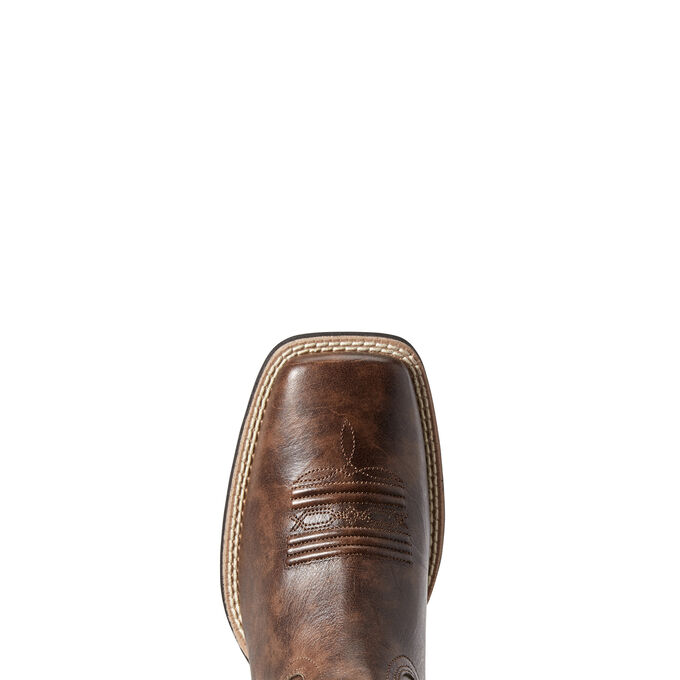 Round Up Monroe Western Boot