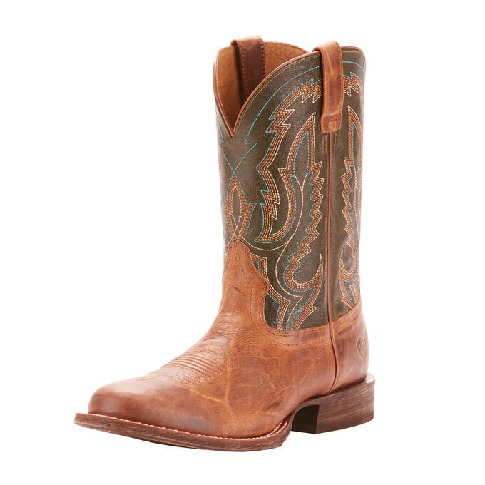 Circuit Competitor Western Boot
