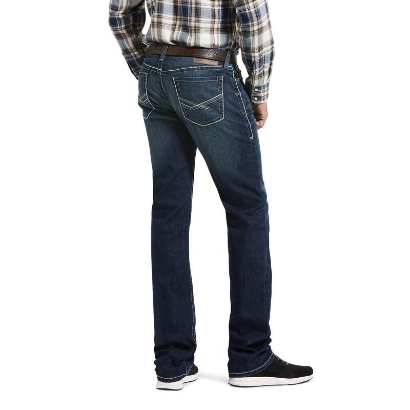 M7 Zeke Stackable Straight Leg Jean