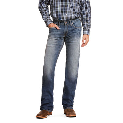 M5 Slim TekStretch Bookie Stackable Straight Leg Jean