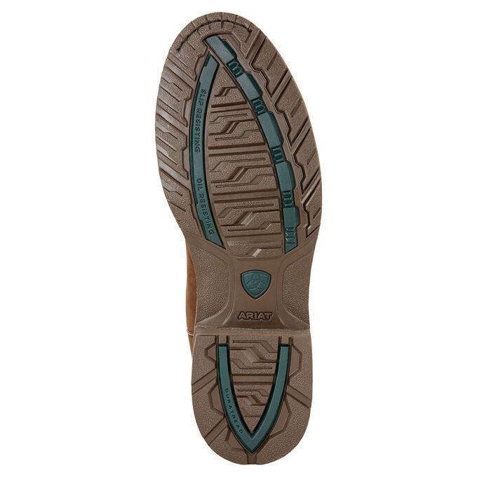 Hybrid Rancher Waterproof Western Boot