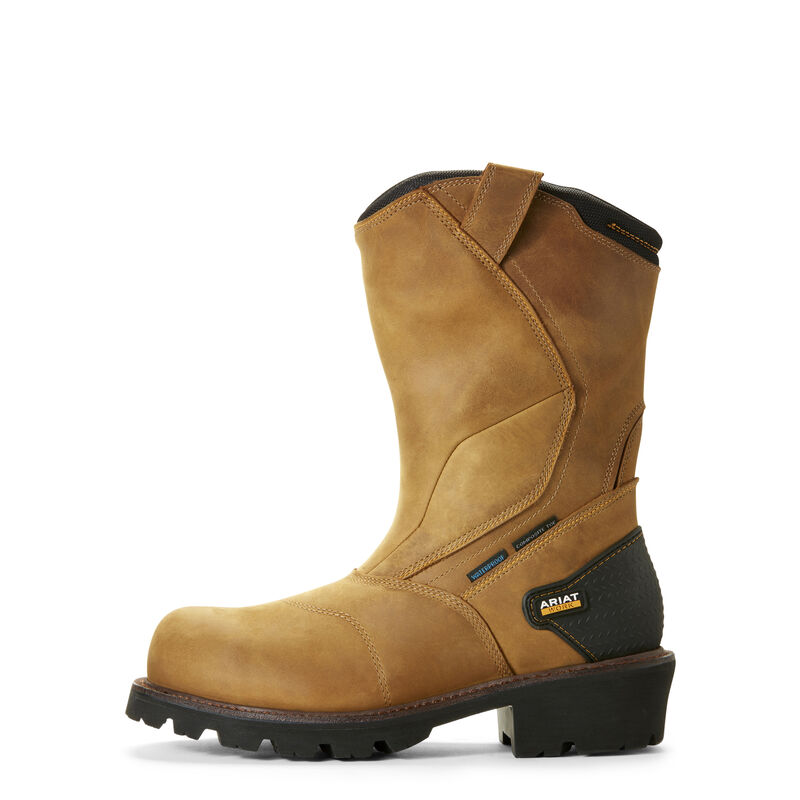 Powerline Waterproof Composite Toe Work Boot