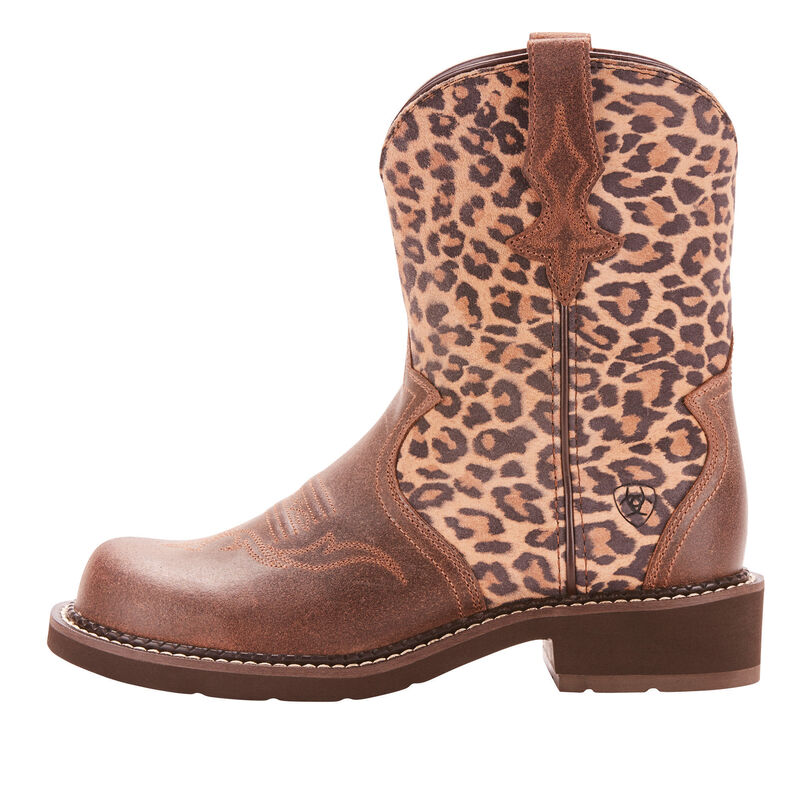 Fatbaby Heritage Trio Western Boot
