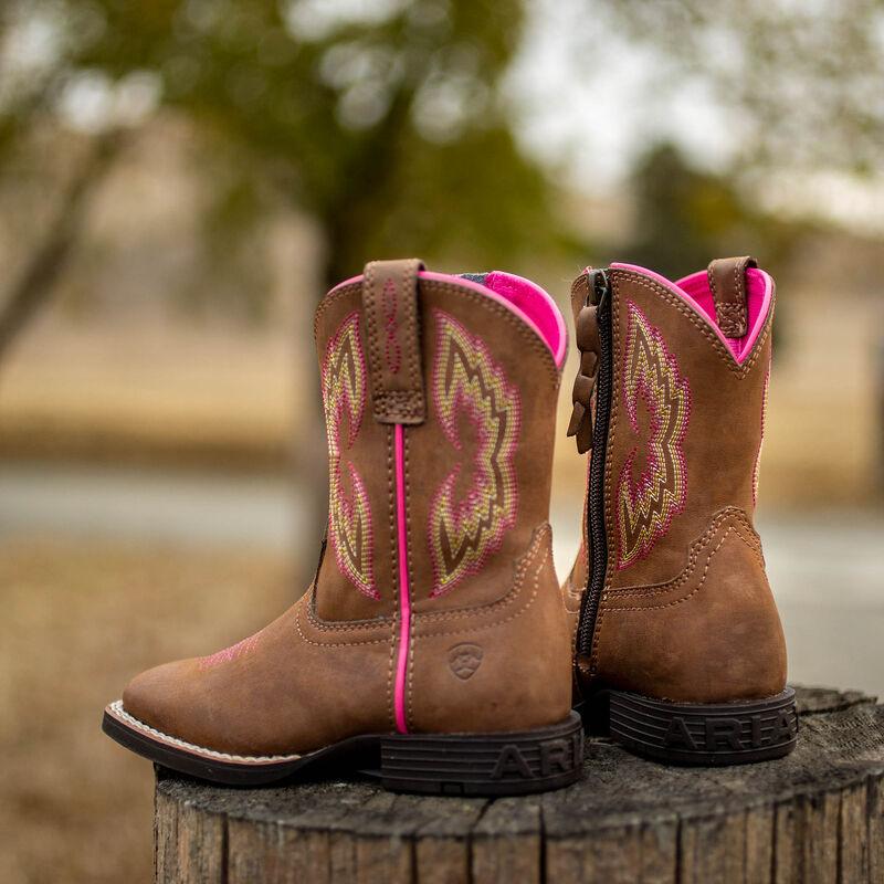 Child Dash Western Boot