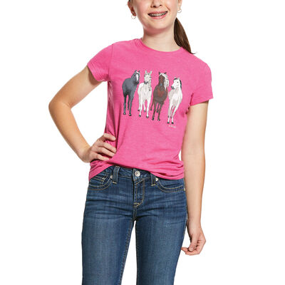 Girls' 360 View T-Shirt