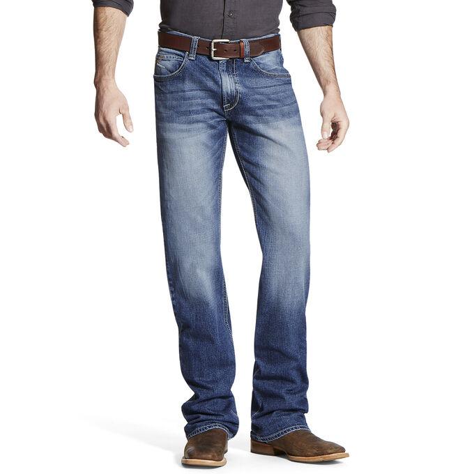 M4 Low Rise Cole Boot Cut Jean