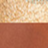 DISTRESSED BROWN/METALLIC GOLD