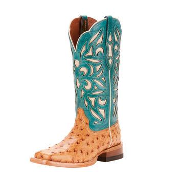 Carmencita Western Boot