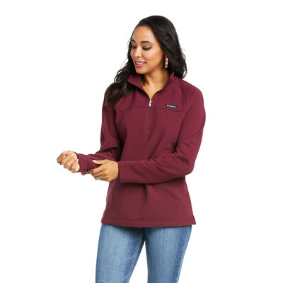 REAL Comfort 1/2 Zip Sweatshirt