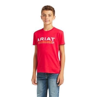 Ariat Branded Logo T-Shirt