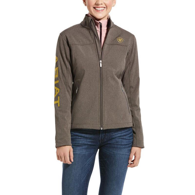 New Team Softshell Jacket