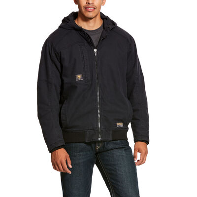 Rebar Washed DuraCanvas Insulated Jacket