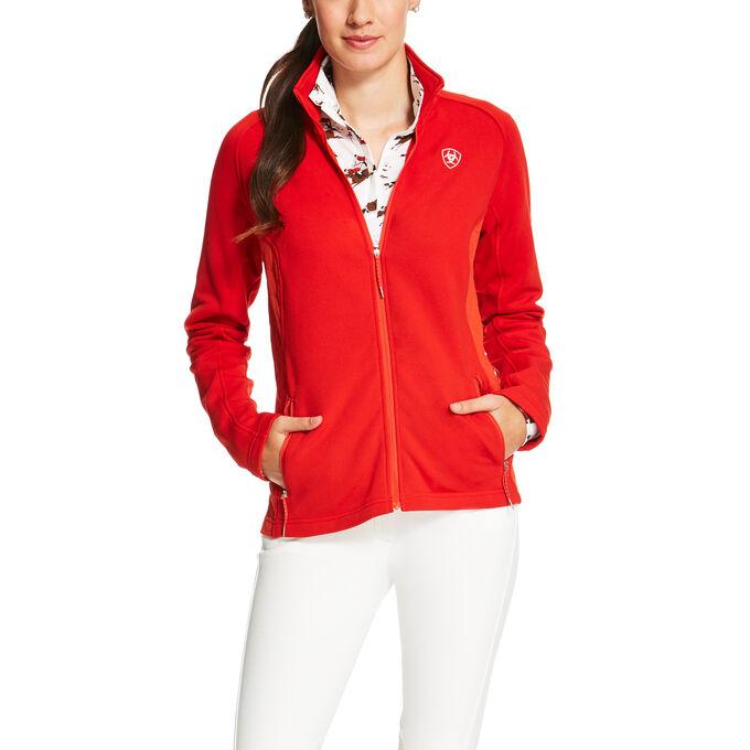 Lux Full Zip Jacket