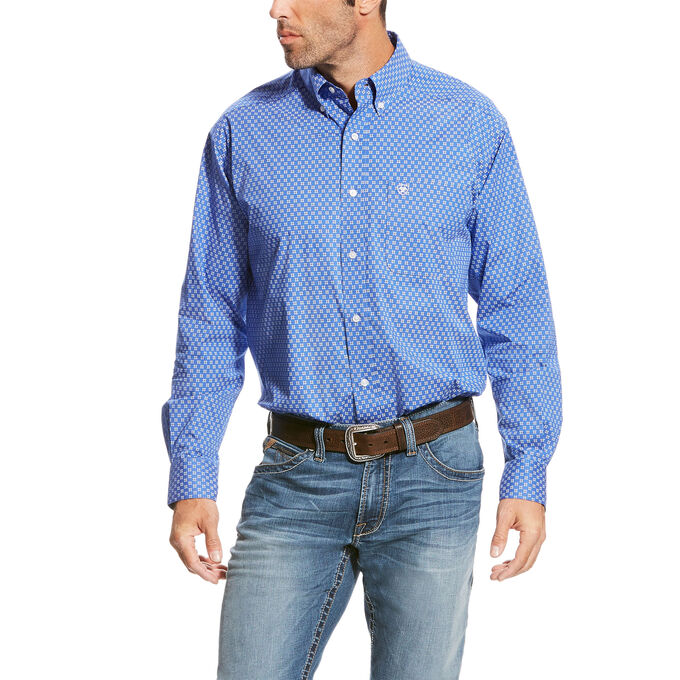Terry Stretch Shirt