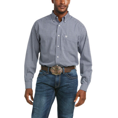 Wrinkle Free Sal Classic Fit Shirt