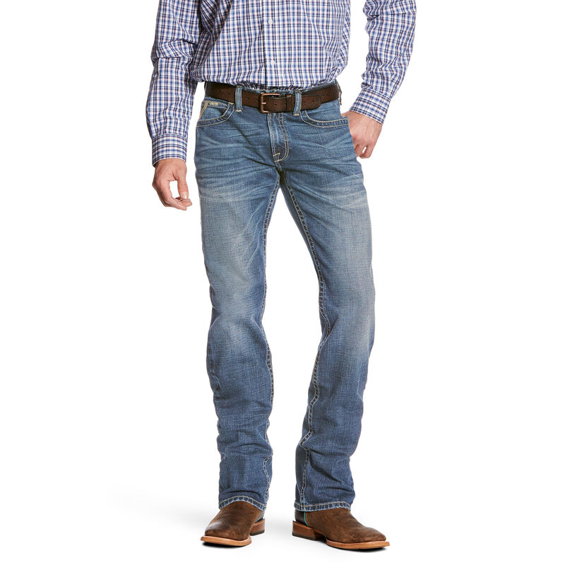 M5 Slim Stirling Stretch Stackable Straight Leg Jean