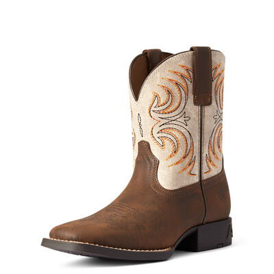 Youth Storm Western Boot