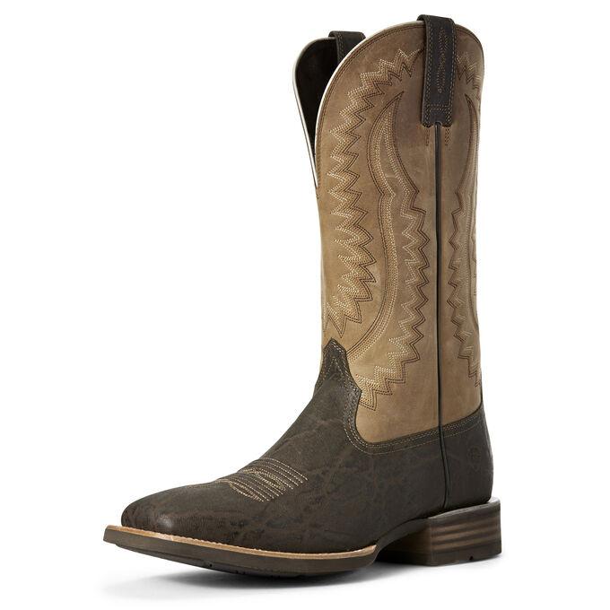 Hot Iron Western Boot