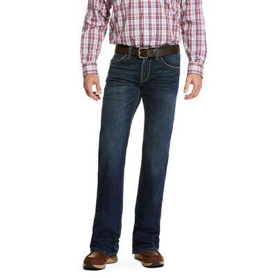 M7 Rocker Stretch Franklin Boot Cut Jean