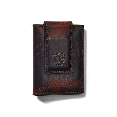 Bifold Slim Wallet Logo