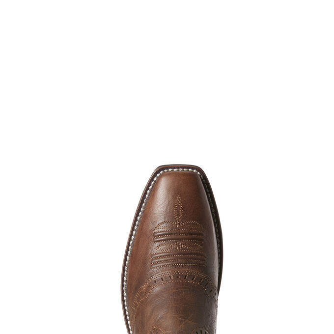 Heritage Rancher Western Boot