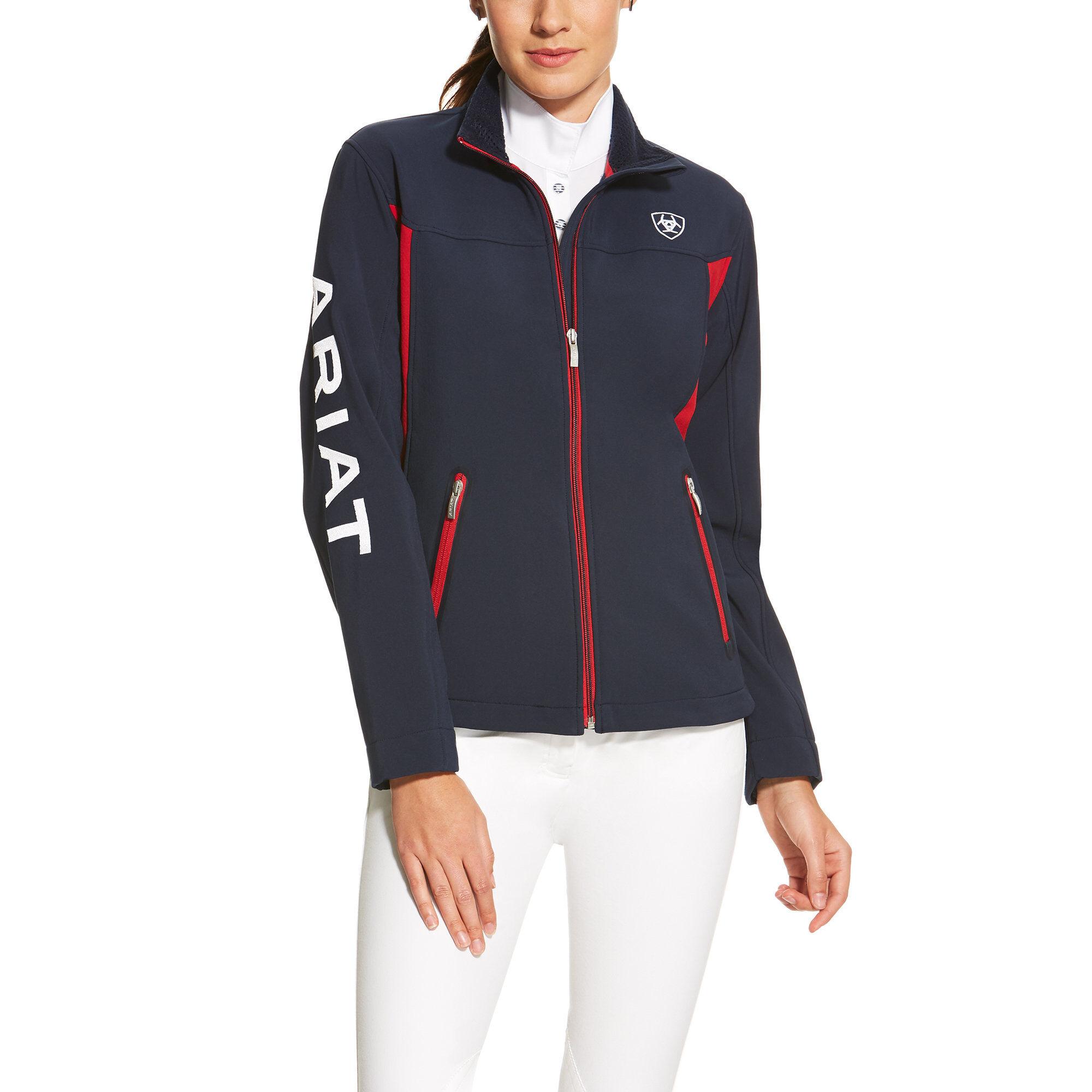 ea62e05e4 New Team Softshell Jacket