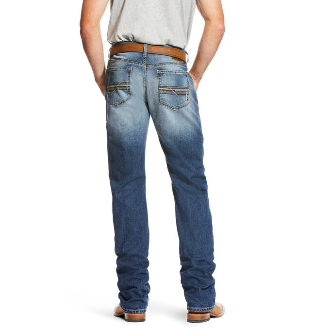 M4 Low Rise Lineup Boot Cut Jean