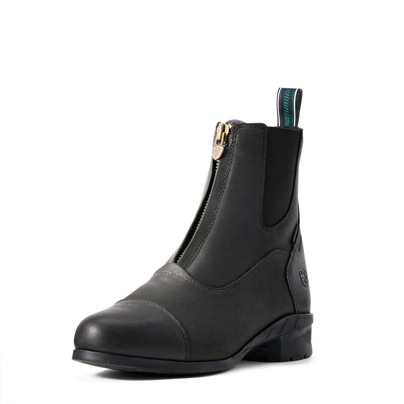 Heritage IV Zip Waterproof Insulated Paddock Boot