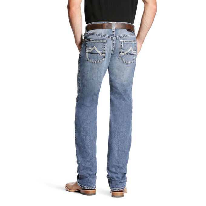 M2 Relaxed Bowie Stretch Boot Cut Jean