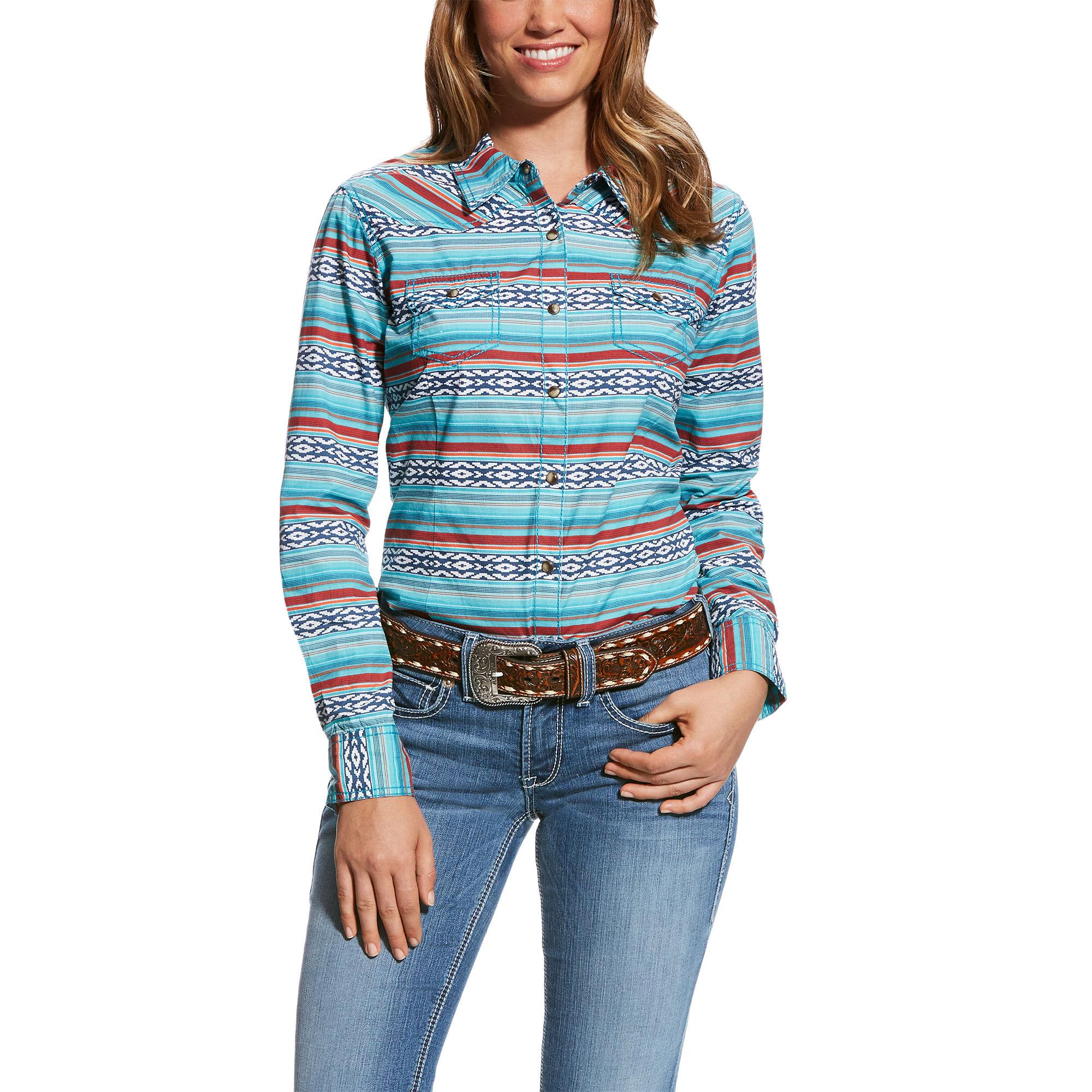 REAL Serape Shirt