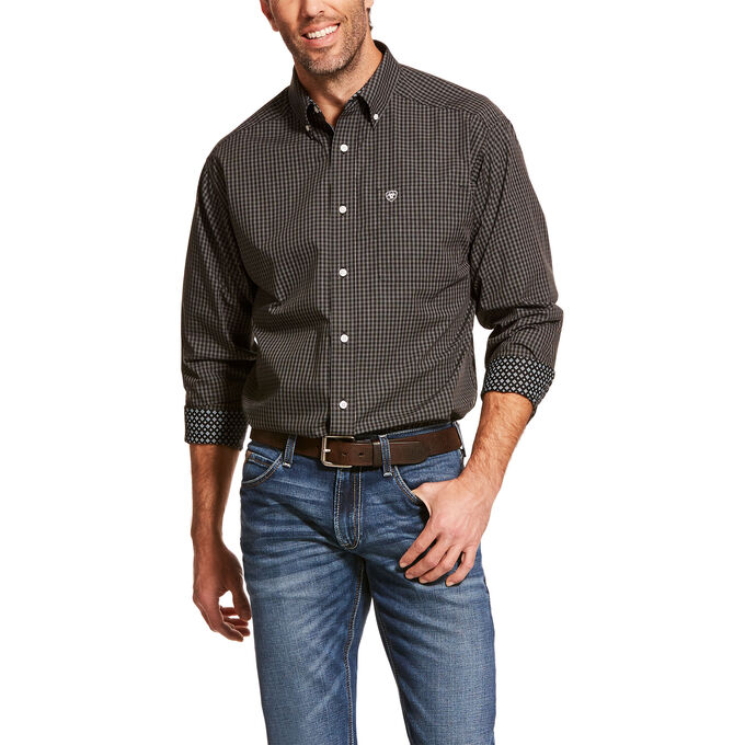 Wrinkle Free Clearfield Classic Fit Shirt