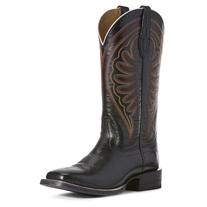 Circuit Shiloh Western Boot