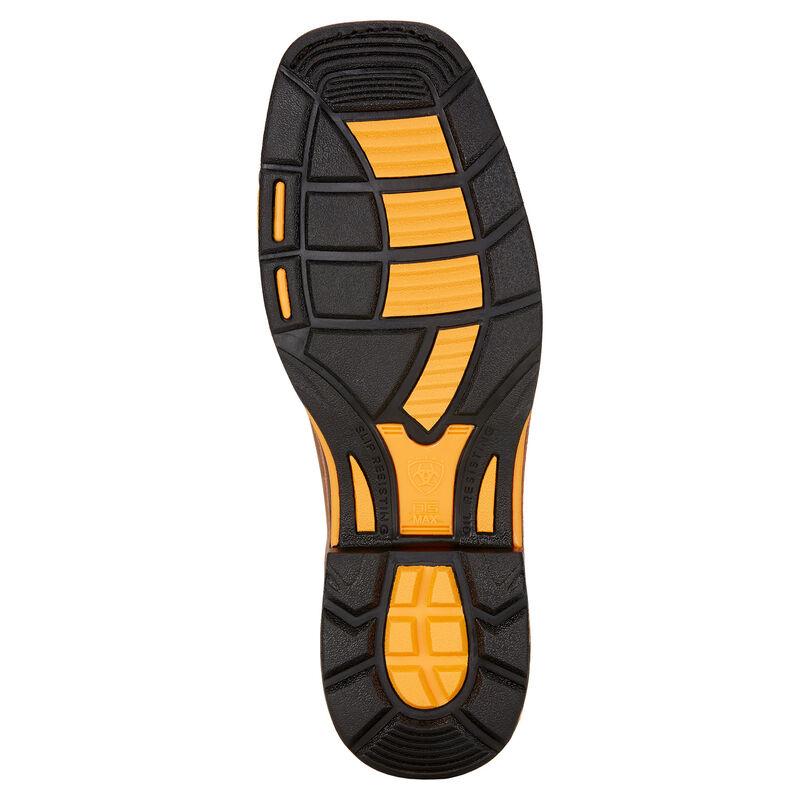 "WorkHog 8"" Wide Square Toe Waterproof Composite Toe Work Boot"