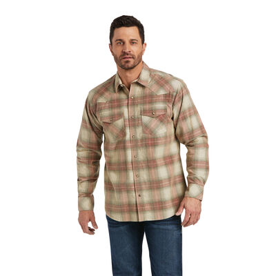 Henry Cord Retro Fit Shirt