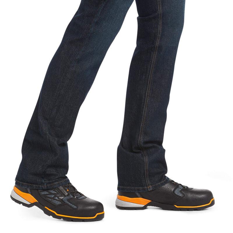 Rebar M7 DuraStretch Basic Stackable Straight Leg Jean