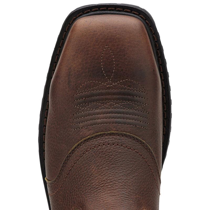 NEW Ariat RigTek Wide Square Toe Waterproof Composite Toe Work Boot 10012932