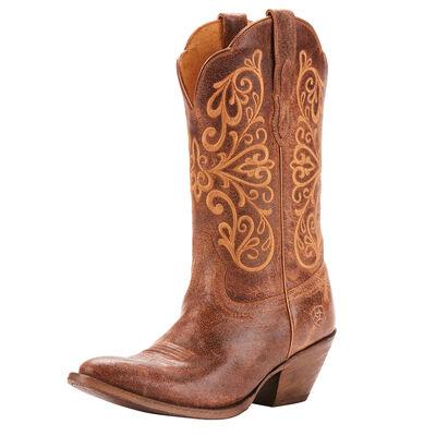 Terra Bella Western Boot
