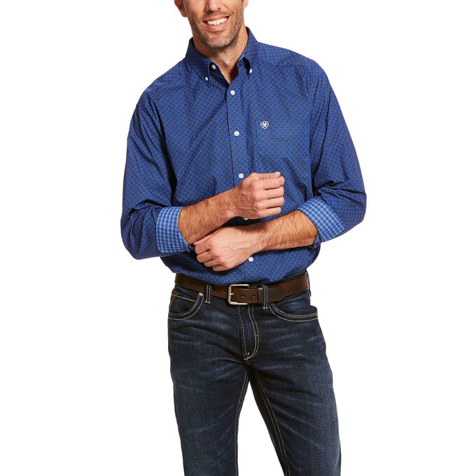 Wrinkle Free Patron Classic Fit Shirt