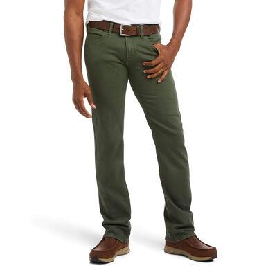 M7 Rocker Stretch Grizzly Straight Jean