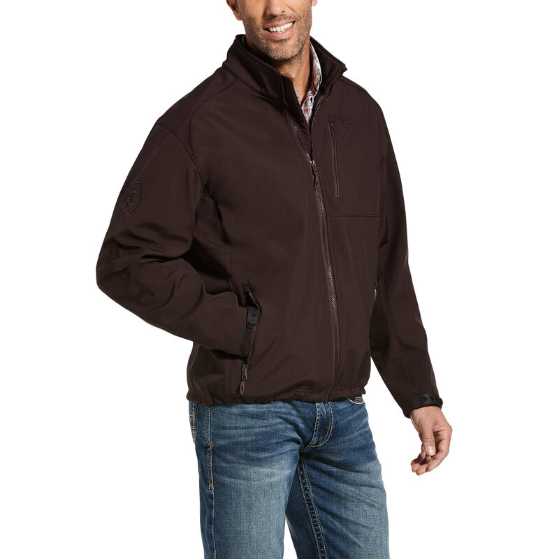 Logo 2.0 Patriot Softshell Water Resistant Jacket