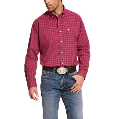 Pro Series Atticus Stretch Classic Fit Shirt