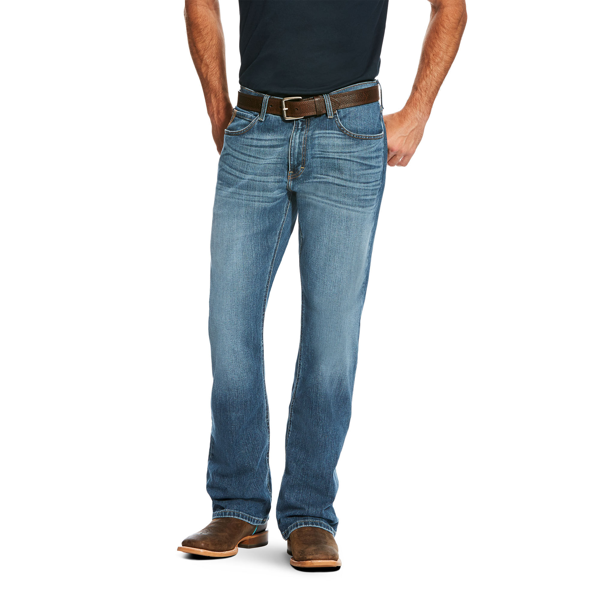 M7 Rocker Legacy Stretch Boot Cut Jean